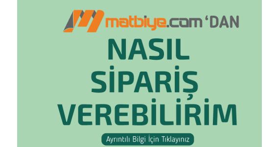 matbiye.com'dan NASIL SİPARİŞ VEREBİLİRİM