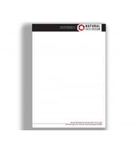 ANE-11010- A5 - ANTETLİ KAĞIT- 80. Gr. 1. Hamur