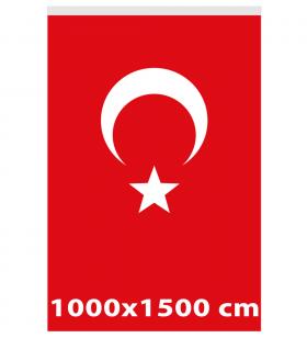1000x1500 - TÜRK GÖNDER BAYRAĞI - ( BAY-80012 )