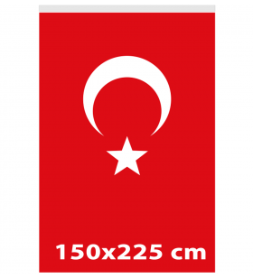 150x225 - TÜRK GÖNDER BAYRAĞI - ( BAY-80004 )