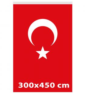 300x450 - TÜRK GÖNDER BAYRAĞI - ( BAY-80006 )
