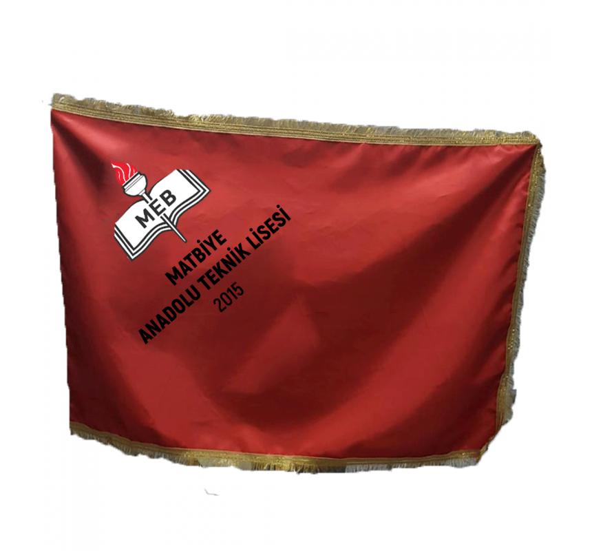 Flama ve Makam Bayrağı